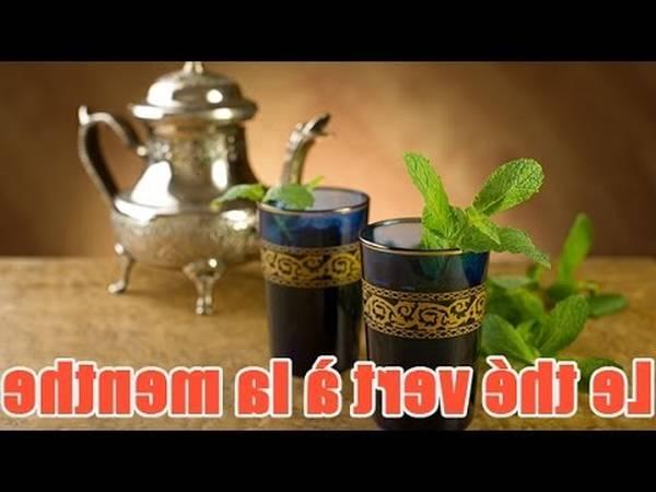 thé vert bio mariage frères