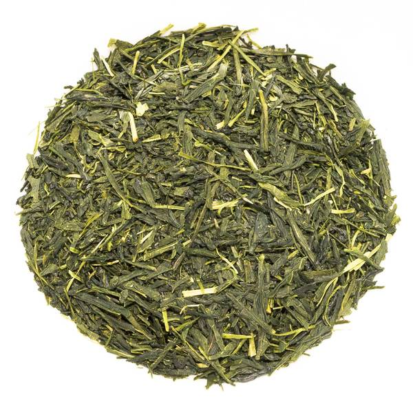 thé vert hojicha bio